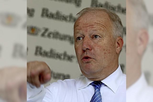Peter Weiß sieht gute Chance für Langzeitarbeitslose
