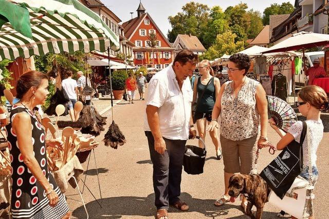 Shoppen wie schon im Mittelalter