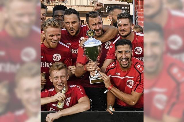 Bahlingen sichert sich den Kaiserstuhl-Cup
