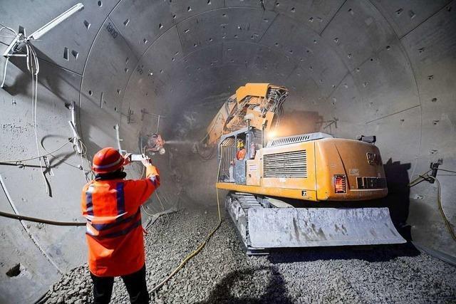 Rastatter Tunnelhavarie jährt sich – viele Fragen weiter offen
