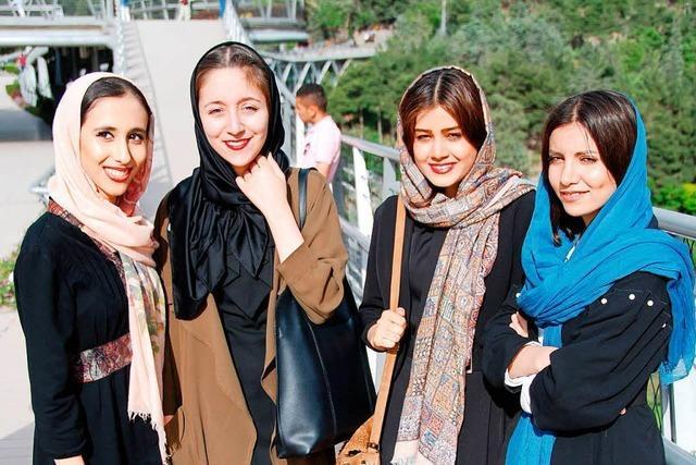 Wie Iraner versuchen, der Krise in ihrem Land zu entfliehen