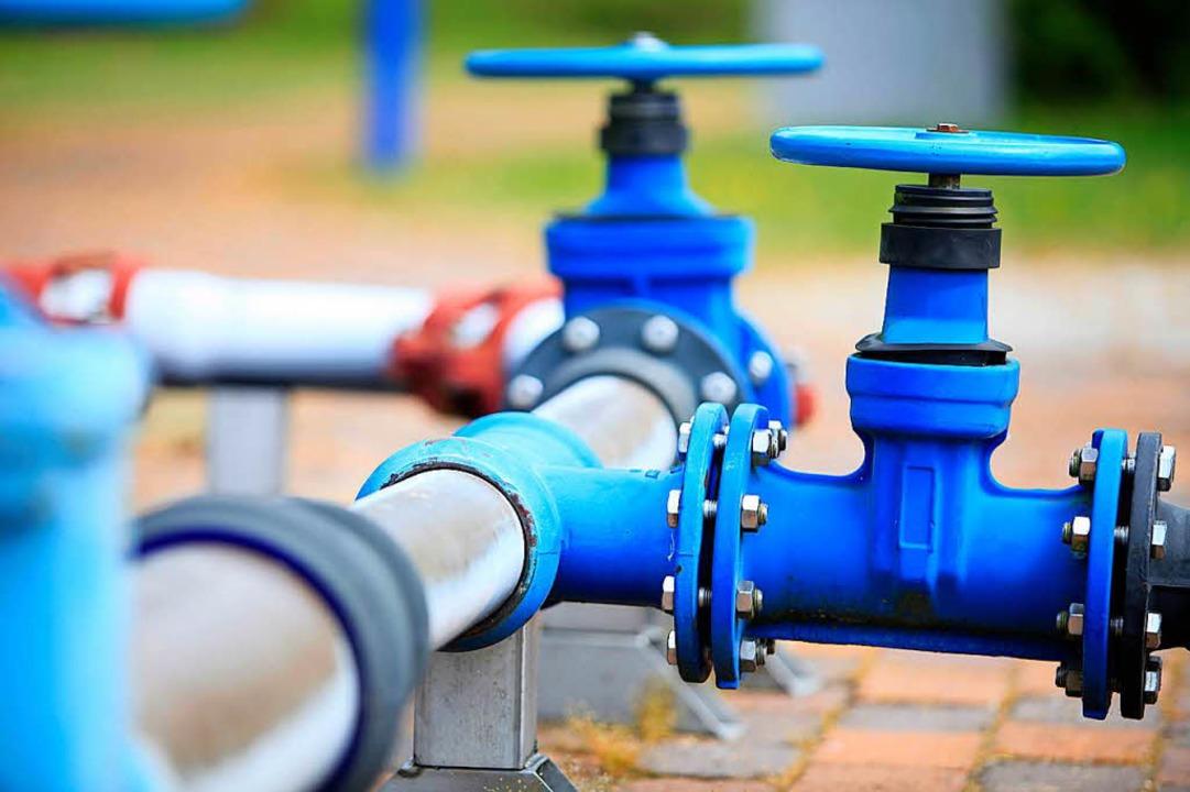 Eine geplatzte Wasserleitung hat die L...er Feuerwehr beschäftigt (Symbolbild).  | Foto: Oleg Rosental / adobe.com