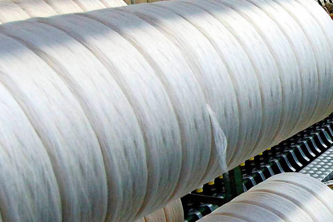 Die Herstellung von Industriegarnen ist ein schwieriges Geschäft geworden.   | Foto: DPA