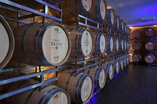 Weingut Briem feiert Erweiterung mit zahlreichen Gästen