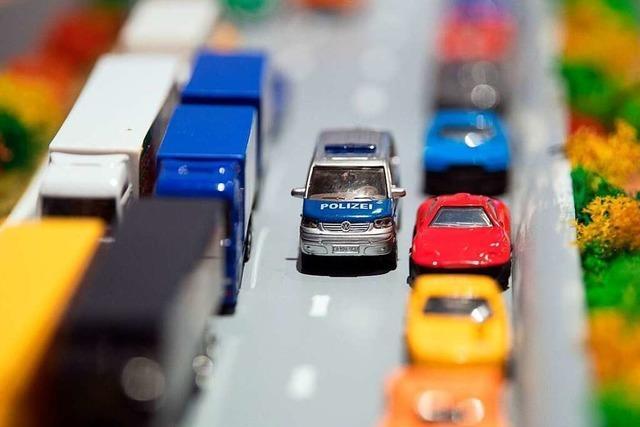 181 Autofahrer bilden nach Unfall keine Rettungsgasse