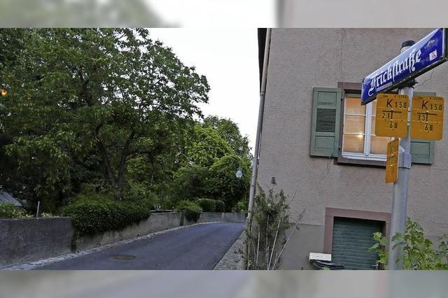Geordnet bauen an der Frickstrasse in Staufen