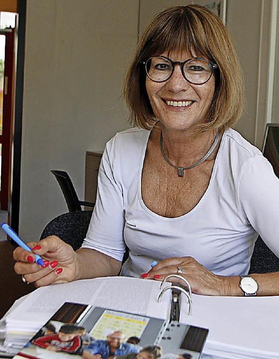 Brigitte Vetter-Dittus     Foto: H. Fössel