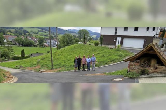 Straßenbau in Wittelbach