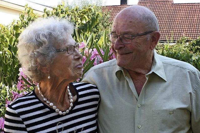 65 Jahre lang ein fester Zusammenhalt