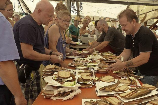 Dauerbrenner Backfischfest