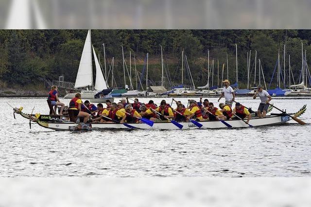 Schluchseer Crews paddeln auf die Plätze zwei und drei