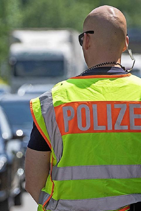 Wiederholt hat der Rentner Polizisten beleidigt.     Foto: dpa