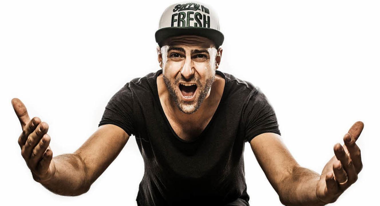 Will am Samstag für satte Beats am Fuß der Schanze sorgen: DJ Moestwanted     Foto: Steffen Beck Photographie