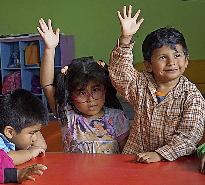 Das Kinderheim Tablada gibt armen Kindern eine Chance.     Foto: Privat