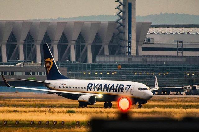 Piloten und Flugbegleiter sind wütend auf Ryanair