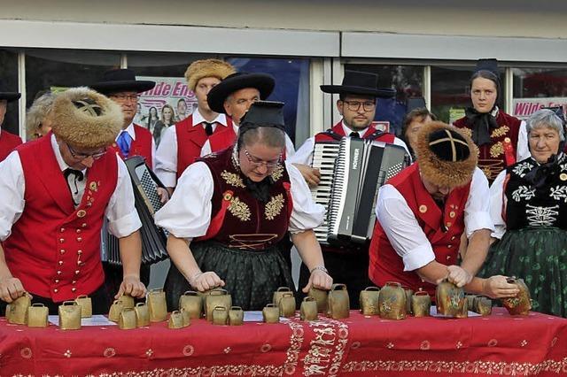 Tradition begeistert die Besucher