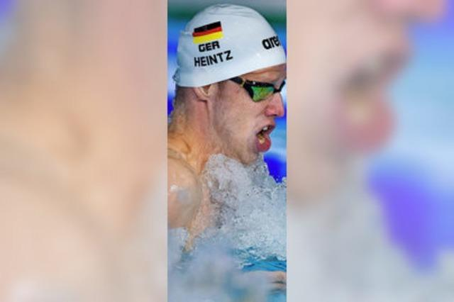 Medaillen im Schwimmen und Radsport