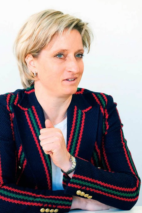 Nicole Hoffmeister-Kraut (CDU)  | Foto: dpa