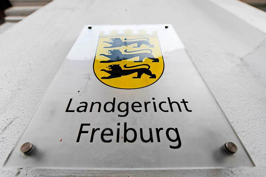 Fünf der sieben Fälle wurden am Landgericht Freiburg verhandelt und verurteilt.    Foto: dpa