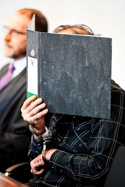 Jürgen W. wurde zu neun Jahren Haft ve...Sicherungsverwahrung wurde angeordnet.    Foto: dpa