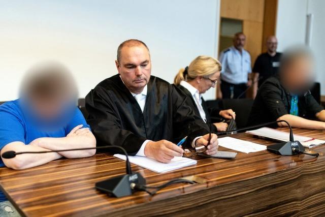 Lange Haftstrafen für Berrin T. und Christian L. im Staufener Missbrauchsfall
