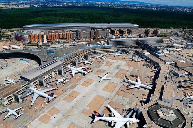 Frankfurter Flughafen nach Vorfall an Sicherheitskontrolle wieder in Betrieb