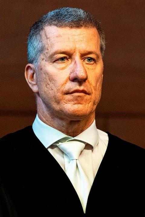 Richter Stefan Bürgelin hatte bei alle...x am Landgericht Freiburg den Vorsitz.  | Foto: dpa