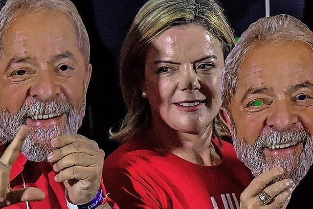 Lulas langer Schatten liegt über dem Wahlkampf