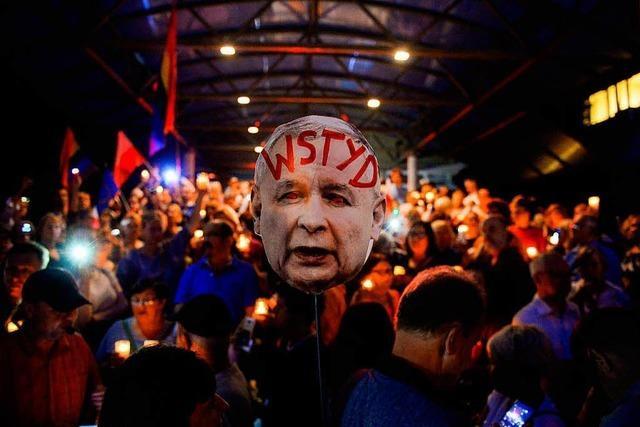 Endspiel um die Demokratie in Polen