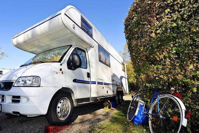 Wohnmobil war seit 27 Jahren ohne Zulassung unterwegs