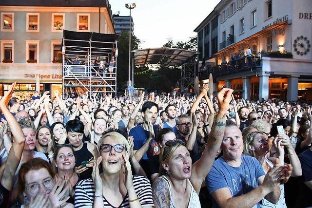 Wie viel Mainstream braucht das Lörracher Stimmen-Festival?