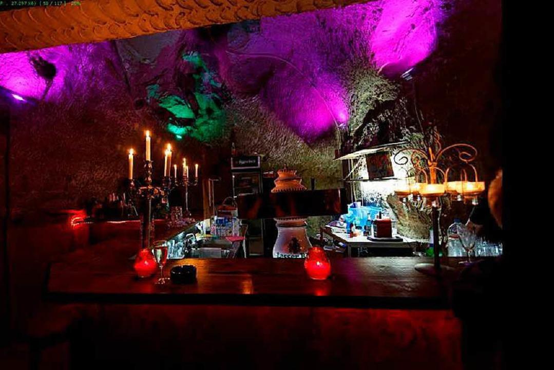 Aus der Höhle könnte ein Kulturcafé we... noch fehlt die Genehmigung der Stadt.  | Foto: Marcel Vogt (ZVG)