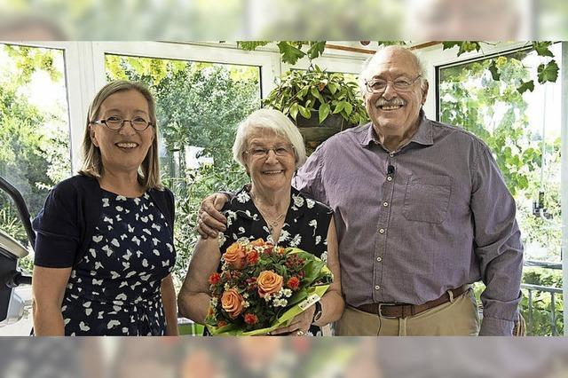 Sportliches Paar mit interessanter Familiengeschichte