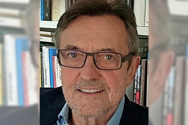 Foschepoth erhält Preis für sein Buch