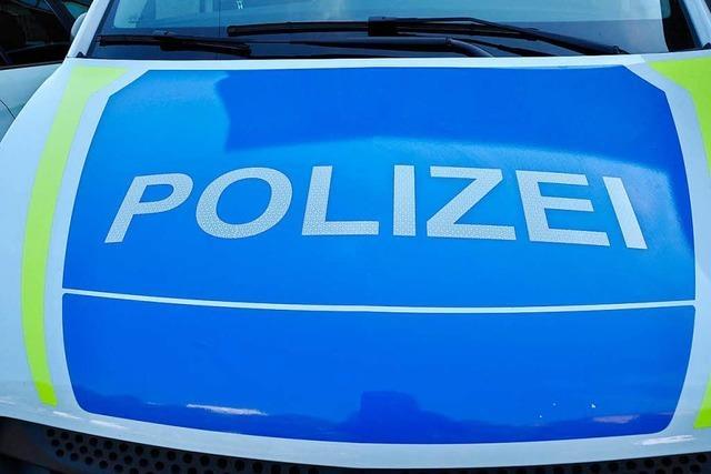 Festnahme nach Banküberfall in Riehen