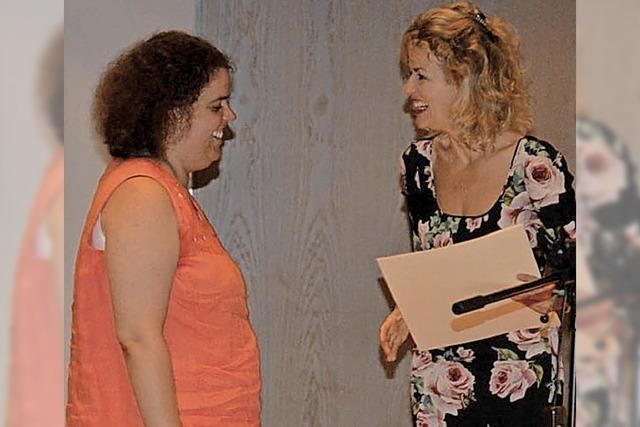 Sina Rößler gewinnt Lothar-Späth-Förderpreis