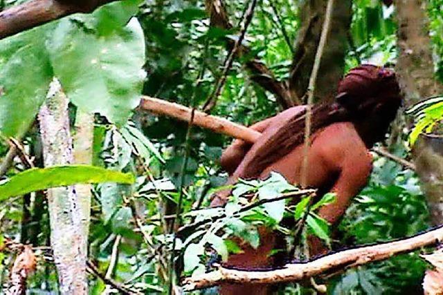 Der einsamste Mann der Welt lebt am Amazonas