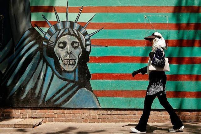 So könnte ein Weg aus Konflikt zwischen den USA und dem Iran aussehen
