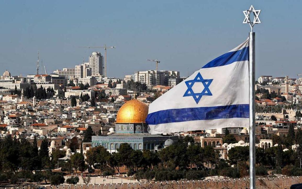 Dass Israel bei sportlichen Wettbewerb... politische und geschichtliche Gründe.  | Foto: THOMAS COEX