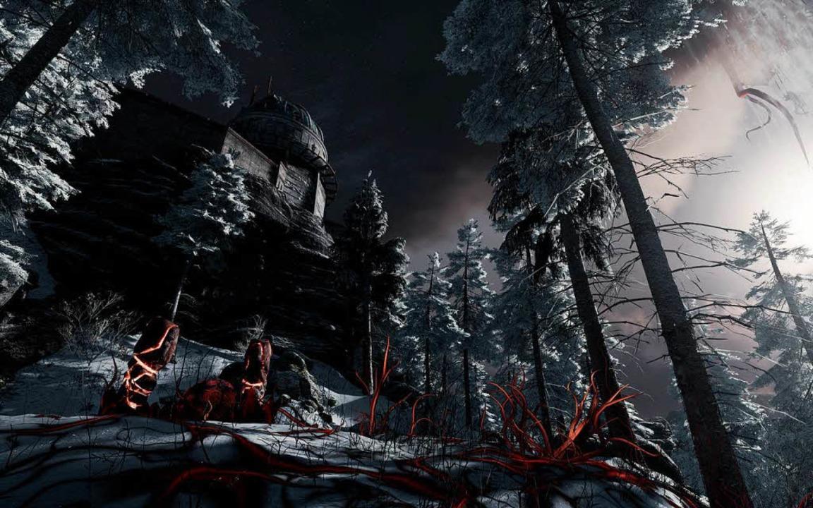 Teile der Berglandschaften vom neuen B...el basieren auf Fotos aus den Vogesen.    Foto: Black Forest Games