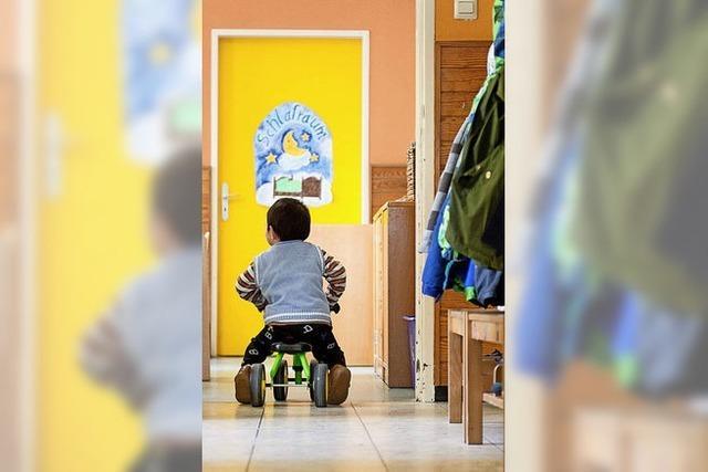 Kitas werden mehr und mehr familienersetzend