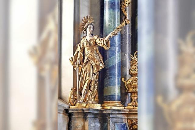 Skulpturen in St. Margarethen