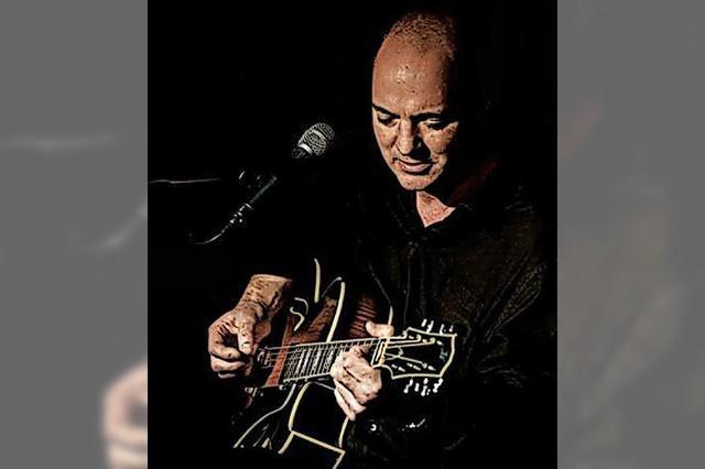 Blueskonzert mit Marty Hall