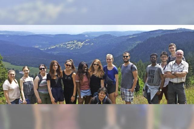 Zwei Seiten von Tourismus