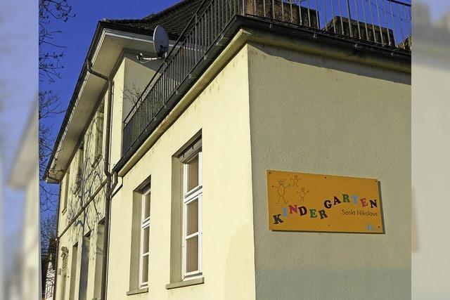 Der Kindergarten Märkt feiert 50 Jahre