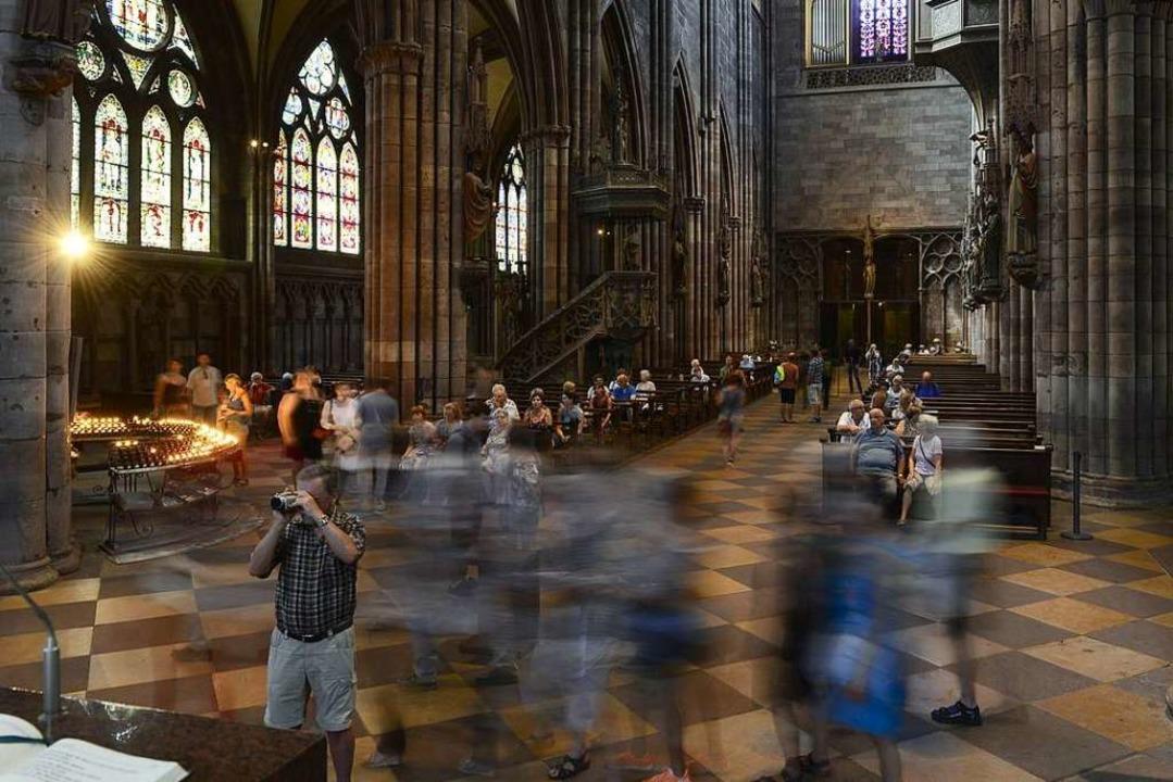 Rund 1,3 Millionen Gäste besuchen mitt...gen soll die Videoüberwachung helfen..  | Foto: Ingo Schneider