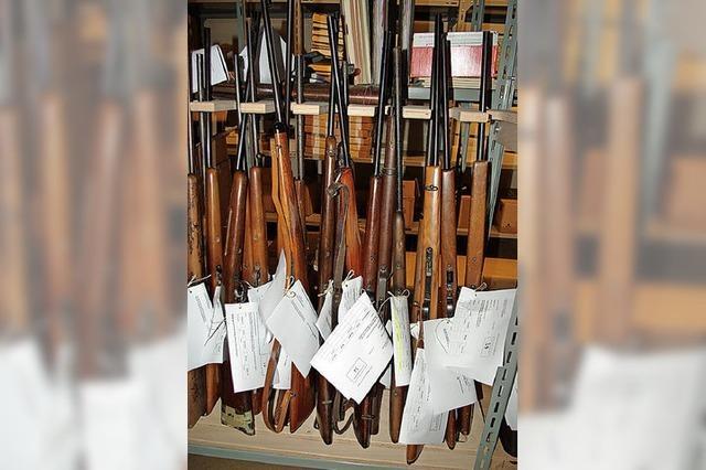 Ortenau: 28 537 legale Waffen