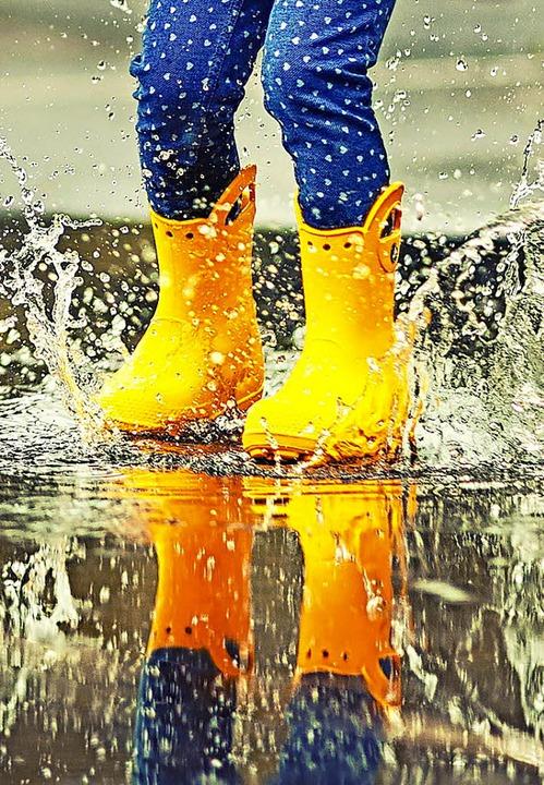 Gumboot Dancing – sehr zu empfehlen  | Foto: Evgeny Atamanenko