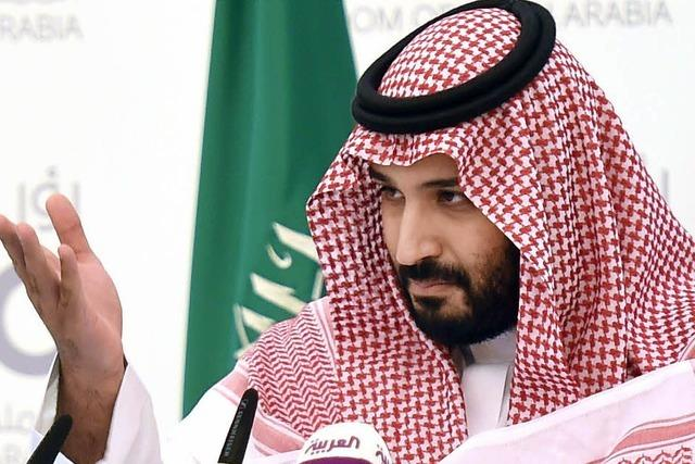 Saudis verschärfen Streit mit Kanada