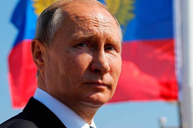Putins Kater nach dem WM-Rausch